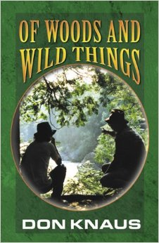 Woods and Wild Things Book Cover